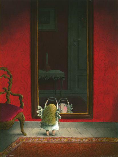 Pinzellades al món: La poètica en les il·lustracions d'Eldbjørg Ribe