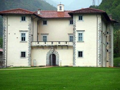 Seravezza (Lucca) - Palazzo Mediceo, 1560-64