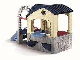 PICNIC ON THE PATIO PLAYHOUSE - Help to inspire imagination