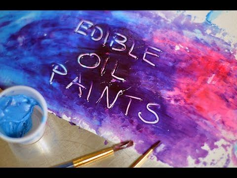 How to make edible oil based paints to be used on your cakes or other edible decorations See the full blog post here! http://artisancakecompany.com/2014/08/e...