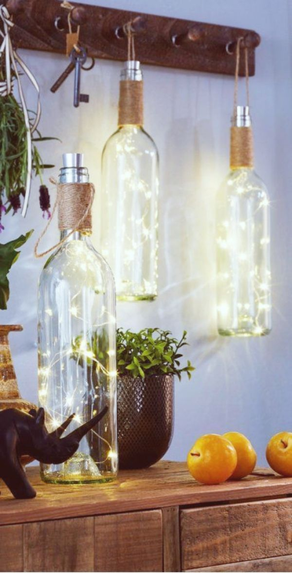 30 Magical Diy Garden Lantern Ideas Terrasse Dekor Rustikale