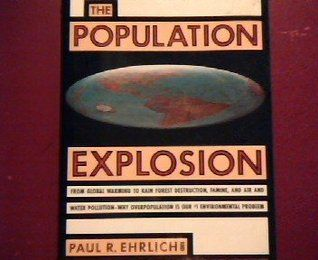 """""""Paul Ehrlich's landmark 1968 bestseller, The Population Bomb, warned against the catastrophic consequences of unchecked population growth. In The Population Explosion, he demonstrates that the environmental and demographic crises he predicted have now arrived."""" (304.6 EHR)"""