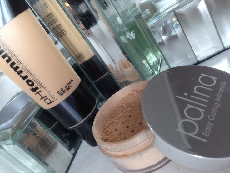 """C.C. cream SPS 30+ featured at new post """"PERFEKT MAKE-UP BAS PÅ JOEL"""" by 2awesome.se"""