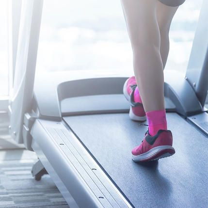 Adding incline to your workout will make you a stronger runner.