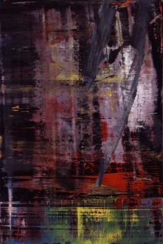 his work is amazing. love this series of abstracts. Gerhard Richter | Abstracts | Forest » 892-6 | 2005 | MoMA