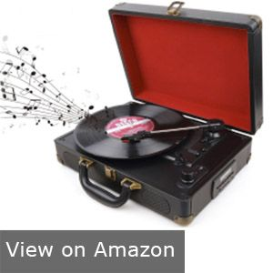 Best Portable Record Players – Buyer's Guide