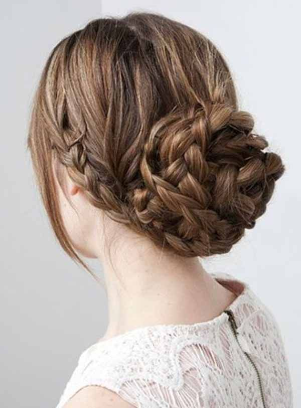 10 Tasteful Homecoming Updos Hairstyles | Easy Homecoming Hairstyles