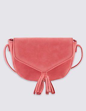 Tassel Across Body Bag (5-14 years)