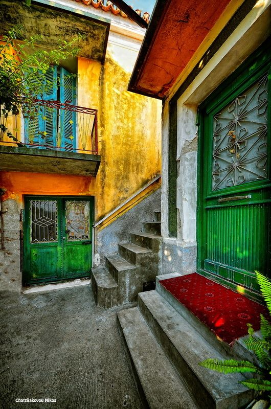 Colours of Samos Island, Greece