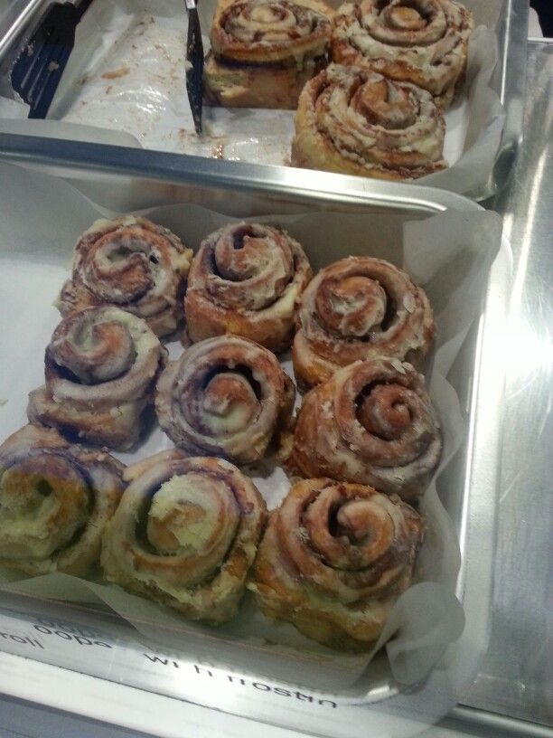 Try the Halal Cinnabon in London  at the Halal Food Festival
