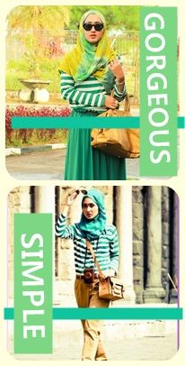 #Gorgeous or #Simple by Dian Pelangi
