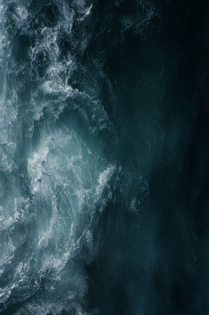 """""""Ocean Tide"""" by Skye Hohmann (camillaskye @ flickr.com), taken along the bondi to Coogee Walk in Sydney, Australia (© 2010)."""
