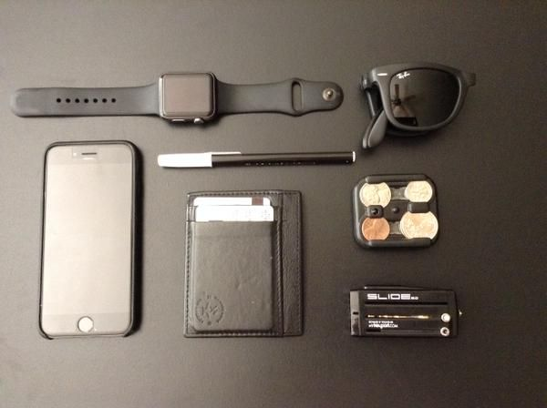 Magicians EDC via Reddit - The disappearing keys act is a no-brainer :)