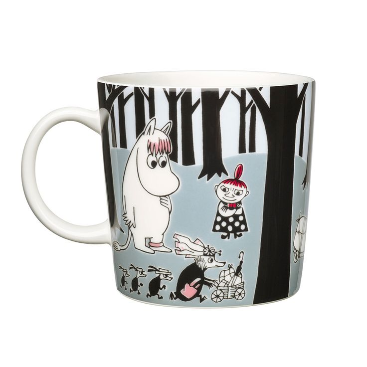 Moomin on Adventure - The move Mug, Arabia