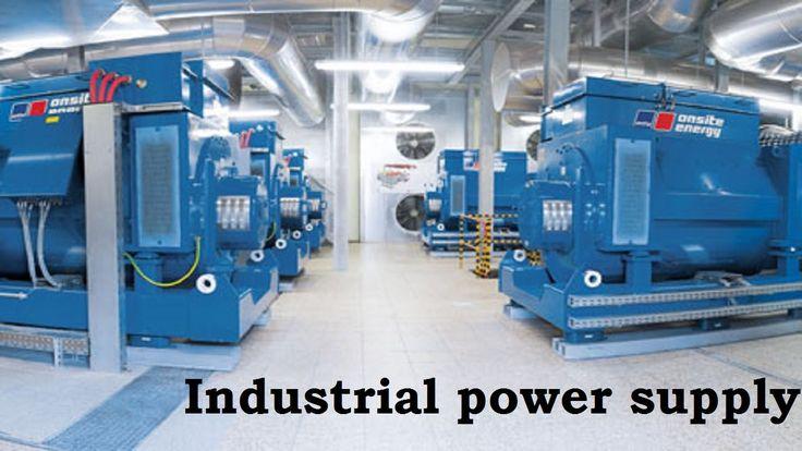 Industrial generators - Caterpillar generators, MTU generators, FG Wilson generator industrial power.  #Industrial_power_supply #industrial_diesel_generator  https://youtu.be/YbCRUfVFAi0