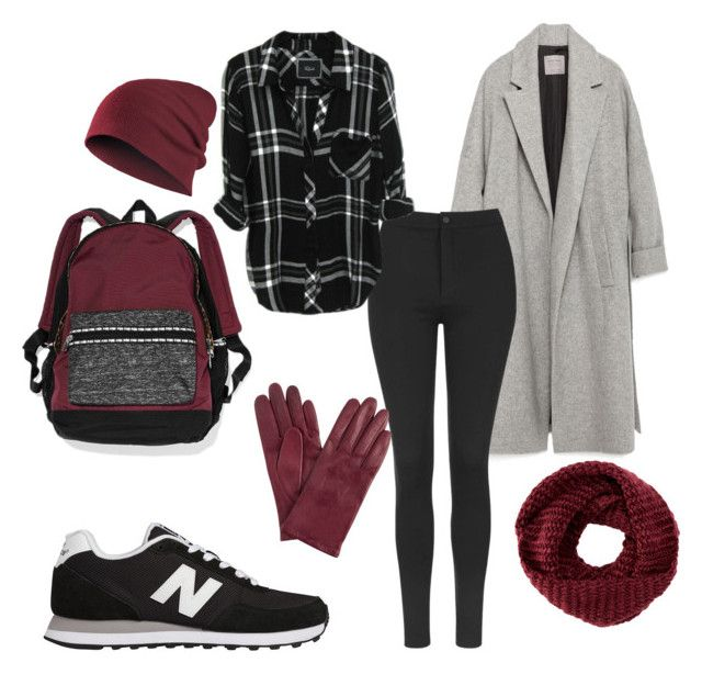 """""""Sport chic"""" by estebban-aguila on Polyvore featuring moda, Zara, Topshop, Victoria's Secret, TOMS, New Balance y John Lewis"""