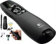 http://www.satelectronics.co.za/ProductDescription.aspx?id=3488891 Logitech R400 Presenter - Red Laser Pointer Price: R 629.00