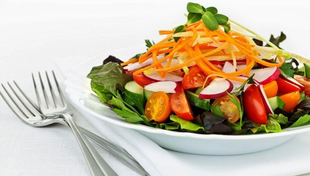 Dieta Ensalada Fresca Kilitos Menos