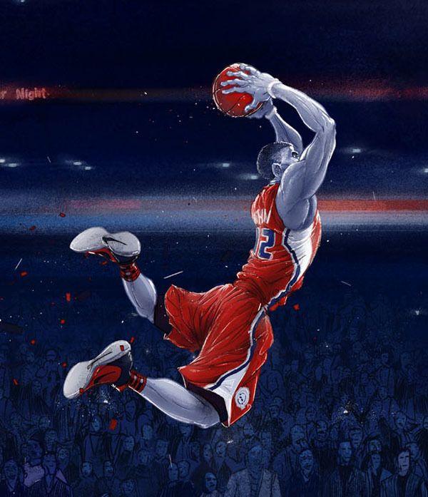 Slam Dunk History by Michal Dziekan