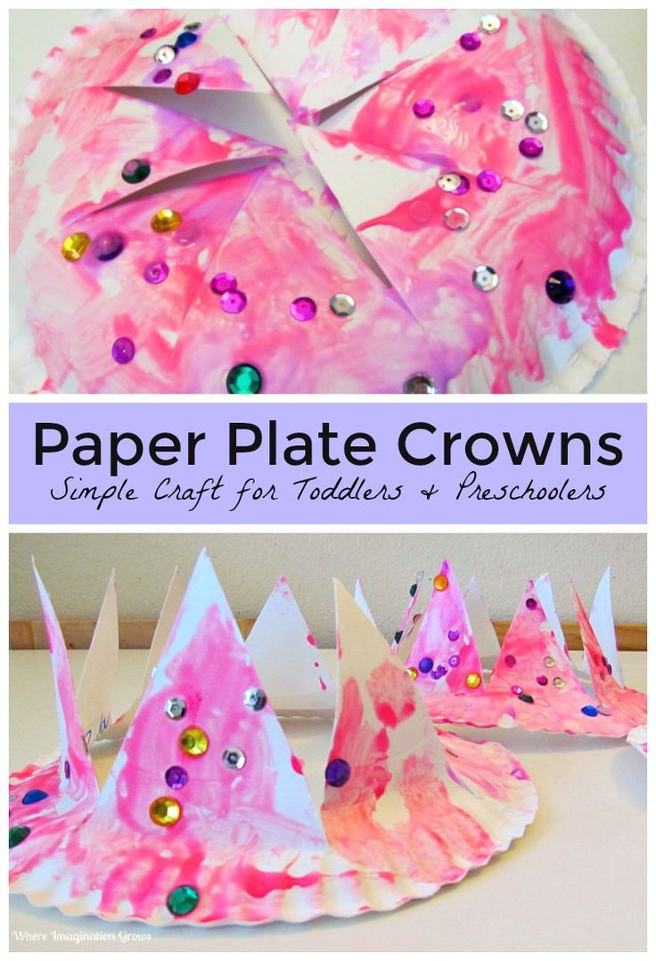 Easy Crown Craft For Kids 3 6 Year Olds Awesome Learning