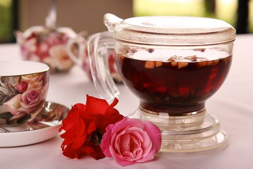 Delicious speciality tea from Rosemary Hill