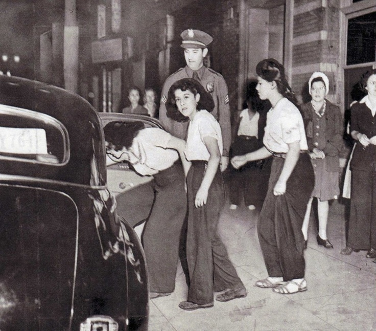Zoot Suit Riots Cholitas Zoot Suit Rio...