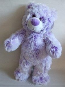 Sugar Plum Purple Teddy Bear 16