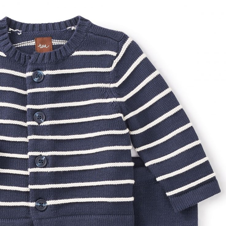 Liam Sweater Outfit | Liam is an Irish boy's name that means strong-willed warrior. Sweet style is going strong on this two-piece outfit.