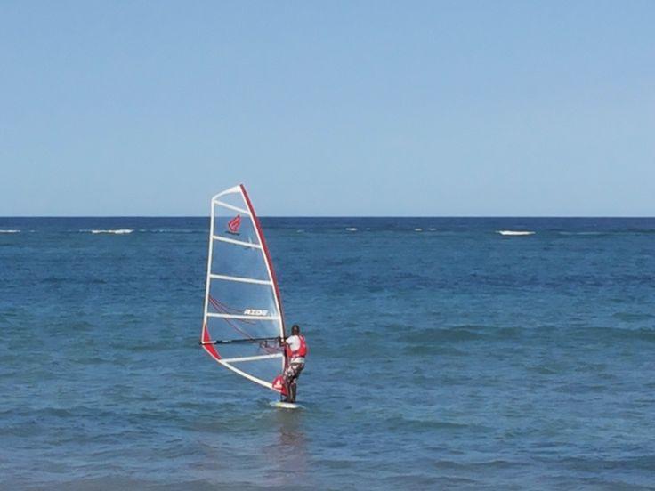 The new Fanatic WindSurfing Equipment at the Chui Adventure Centre, Diani Beach, Kenya www.chuiadventurecentre.com