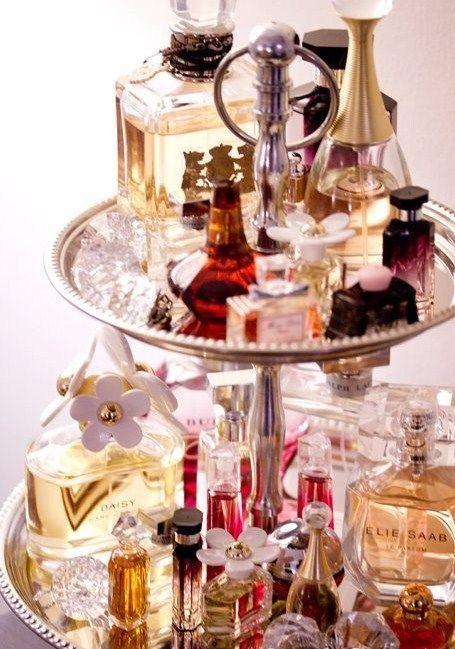 luxury perfumes...