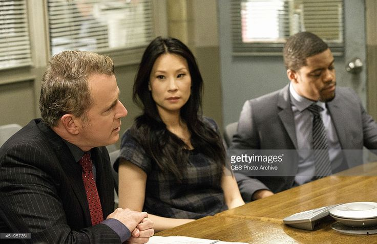Tremors Watsons (Lucy Liu, middle) future working with Captain Gregson (Aidan Quinn, left) and Detective Bell (Jon Michael Hill, right) and the NYPD is in jeopardy after an investigation goes horribly wrong, on ELEMENTARY, Thurs. Dec. 5 (10:01 11:00 PM, ET/PT) on the CBS Television Network.