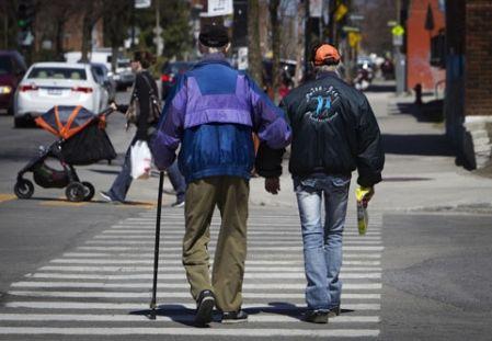 2013-11-27 Rapport de l'OCDE - Les aînés canadiens de plus en plus pauvres