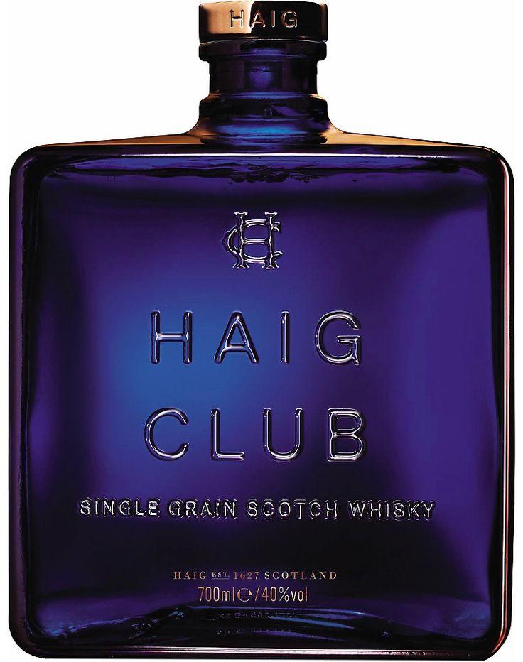 HAIG CLUB - Haig Club Single Grain whisky 700ml | Selfridges.com
