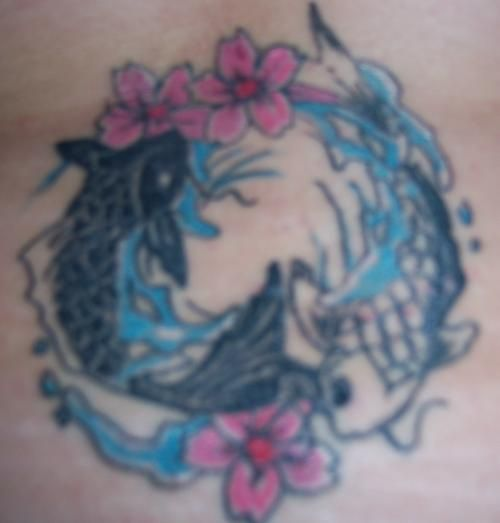 Tattoo Picture At Checkoutmyink Com: 30 Best Koi Fish Yin Yang Tattoo Images On Pinterest