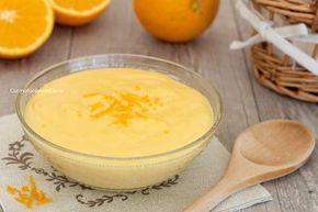 Crema pasticcera veloce all'arancia