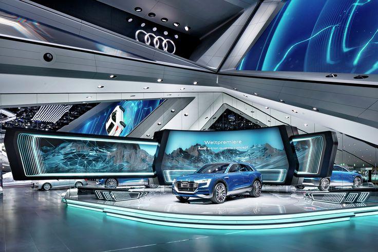 Gallery - Audi Motor Show 2015 / SCHMIDHUBER - 4