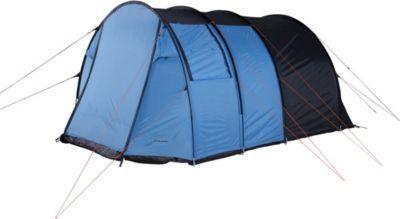 Fridani Camping-Zelt TXB 400 Tunnelzelt mit Schlafkabine für 4 Personen Outdoor Familienzelt mit Wohnraum, Belüftung, Stehhöhe, wasserdicht mit 3000mm Wassersäule Jetzt bestellen unter: https://moebel.ladendirekt.de/kinderzimmer/betten/baldachine/?uid=ec5c4bfb-c374-56dd-adb3-834a5d7b4cf1&utm_source=pinterest&utm_medium=pin&utm_campaign=boards #ern #baldachine #kinderzimmer #betten Bild Quelle: gartenxxl.de