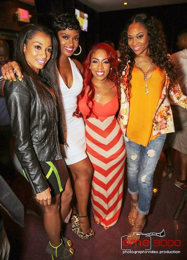 Girl Power Hip Hop Atlanta Love N Hip Hop Mimi Faust