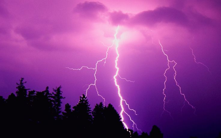 HD Wallpaper of Weather Lightning, Desktop Wallpaper Weather Lightning