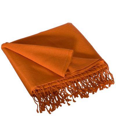 Dutch Orange Pashmina by ColorMeSocks™