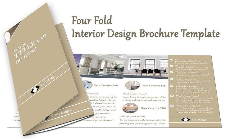 7 Free Business Brochure Templates Bi Fold Tri Fold 4 Fold 5 Fold Tech Trainee Brochure Template Brochure Design Brochure