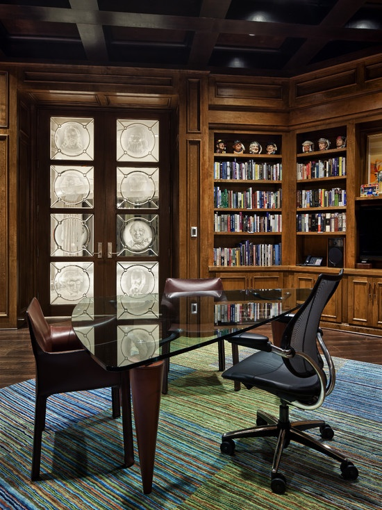 Luxury Home Study Rooms Library: 119 Best Elegant Libraries/Hm Office Images On Pinterest