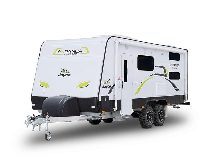 Jayco Australia | Expanda Caravan