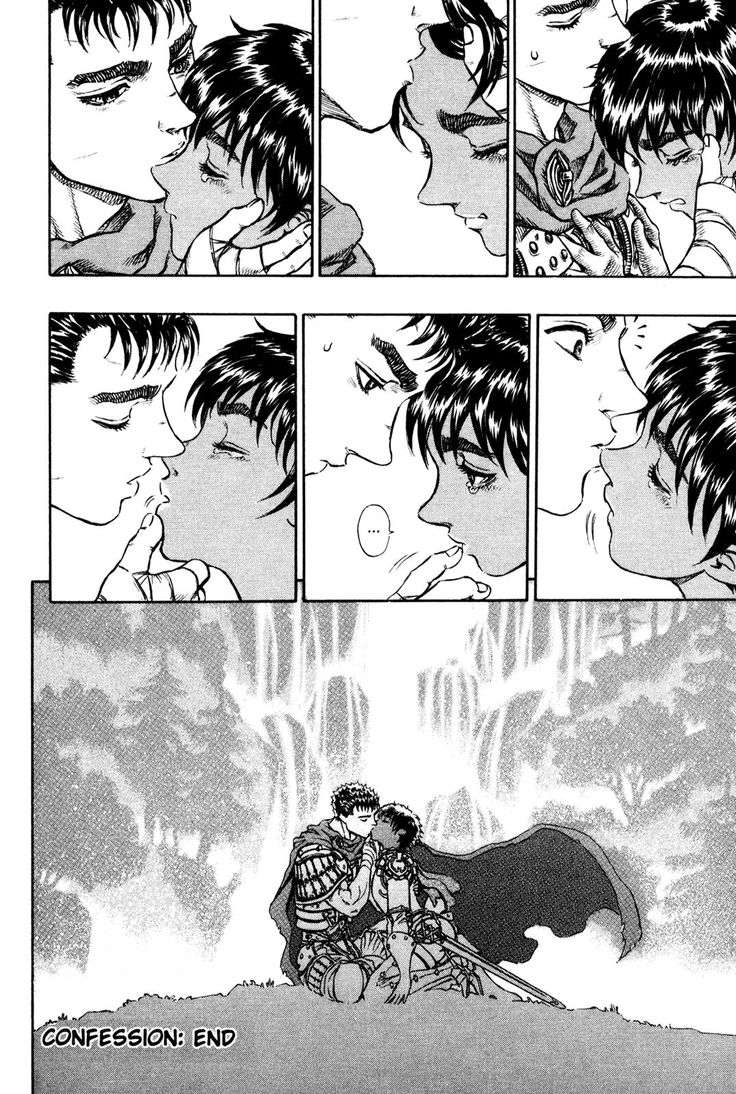 Read manga Berserk Chapter 045 online in high quality