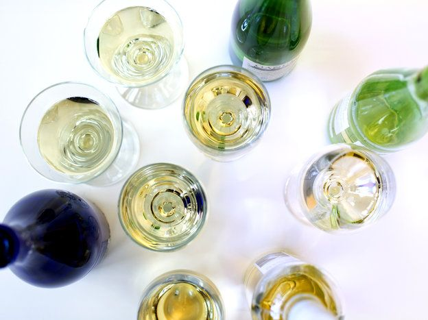 A selection of low-alcohol wines, including a Riesling from Germany, a Vinho Verde from Portugal and a Txakoli from the Basque region of Spa...