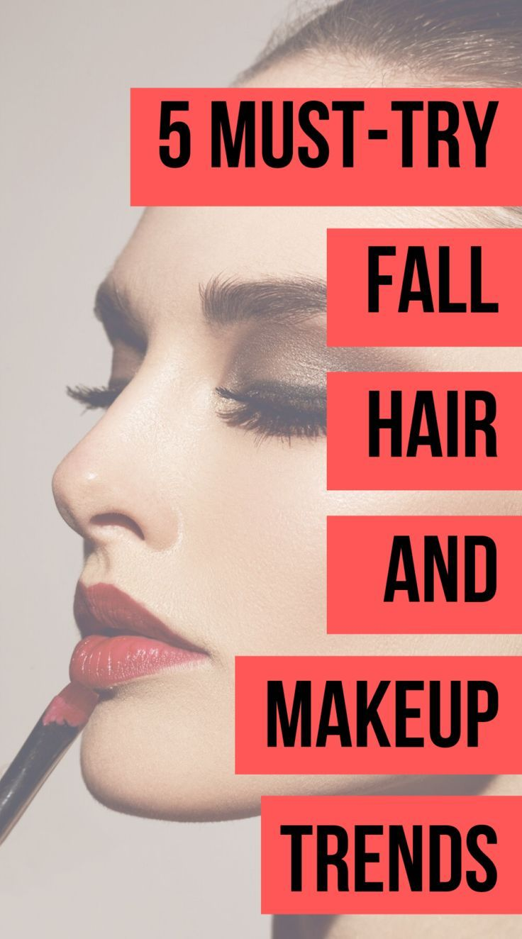 Fall Hair and Makeup Tips: Fall Makeover Series - The WERK LIFE