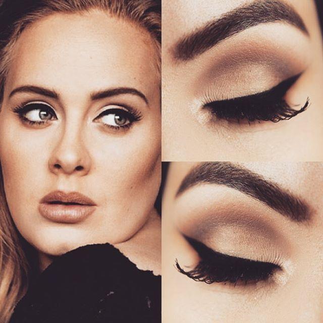 Bom diaaa gente! Viram que no blog tem um post com as makes Divas da Adele? www.pausaparafeminices.com