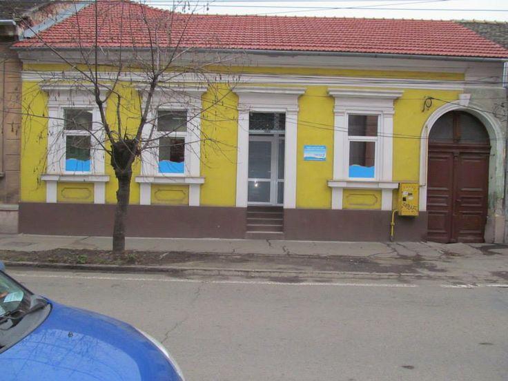 Noul nostru sediu de pe strada George Coșbuc, a fun place to be!