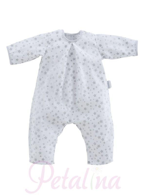 Corolle Baby Pyjamas with Stars 52cm