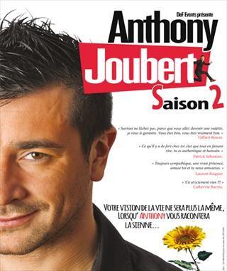 Anthony Joubert Saison 2